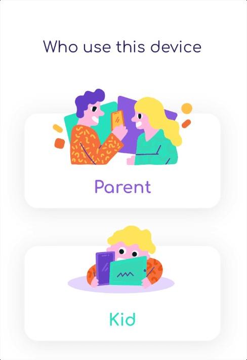 FamiSafe iOS Choose Kid